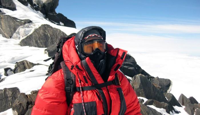Denali summit day