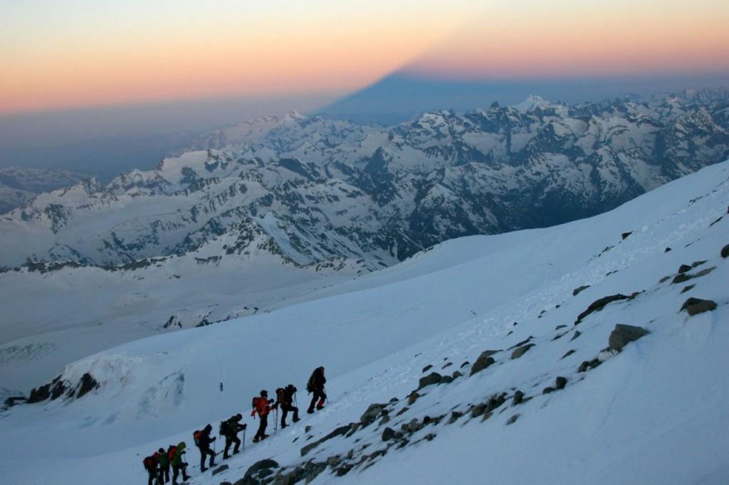 Elbrus route